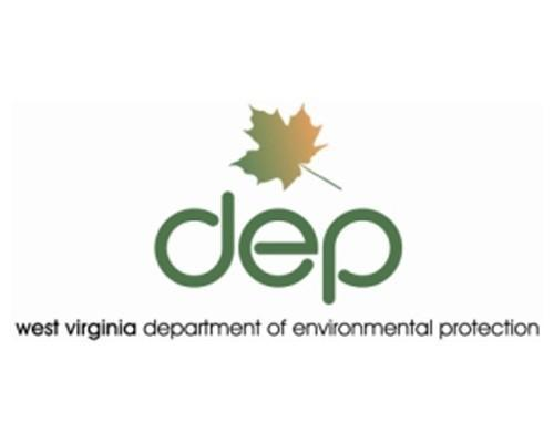 logo for WV Department of Environmental Protection