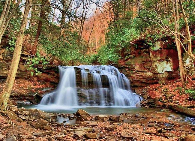 holly river falls