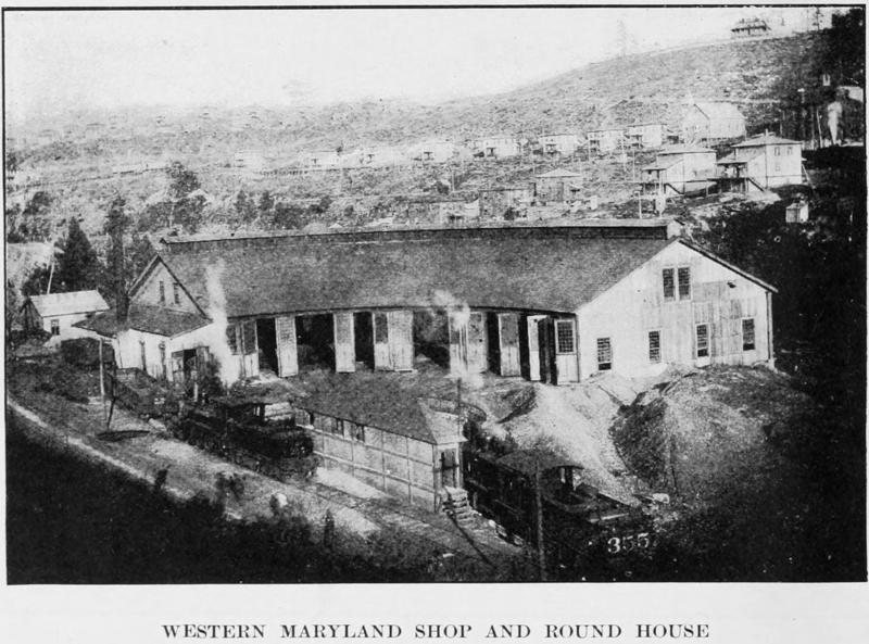 roundhouse photo