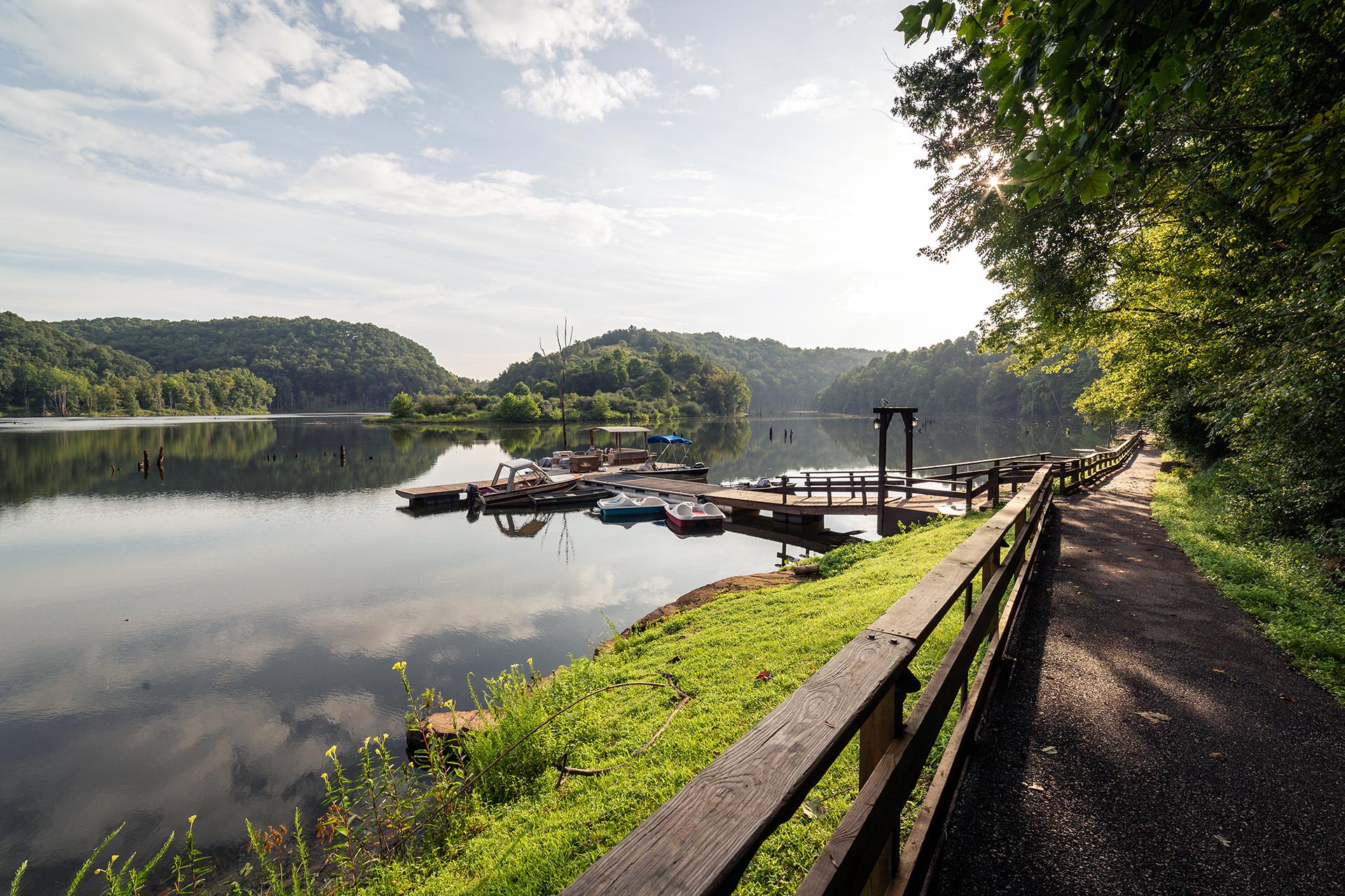 North Bend SP Lake