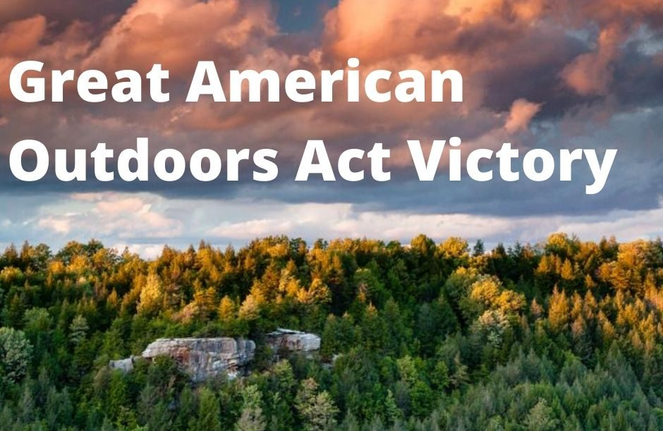 Great American Outdoors Act Victory
