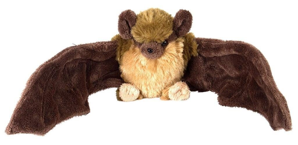 large bat stuffed animal