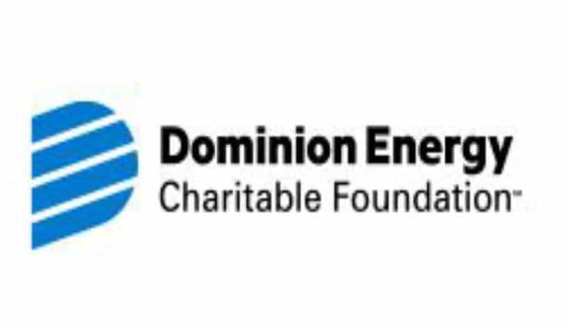 logo for Dominion Energy Charitable Foundation