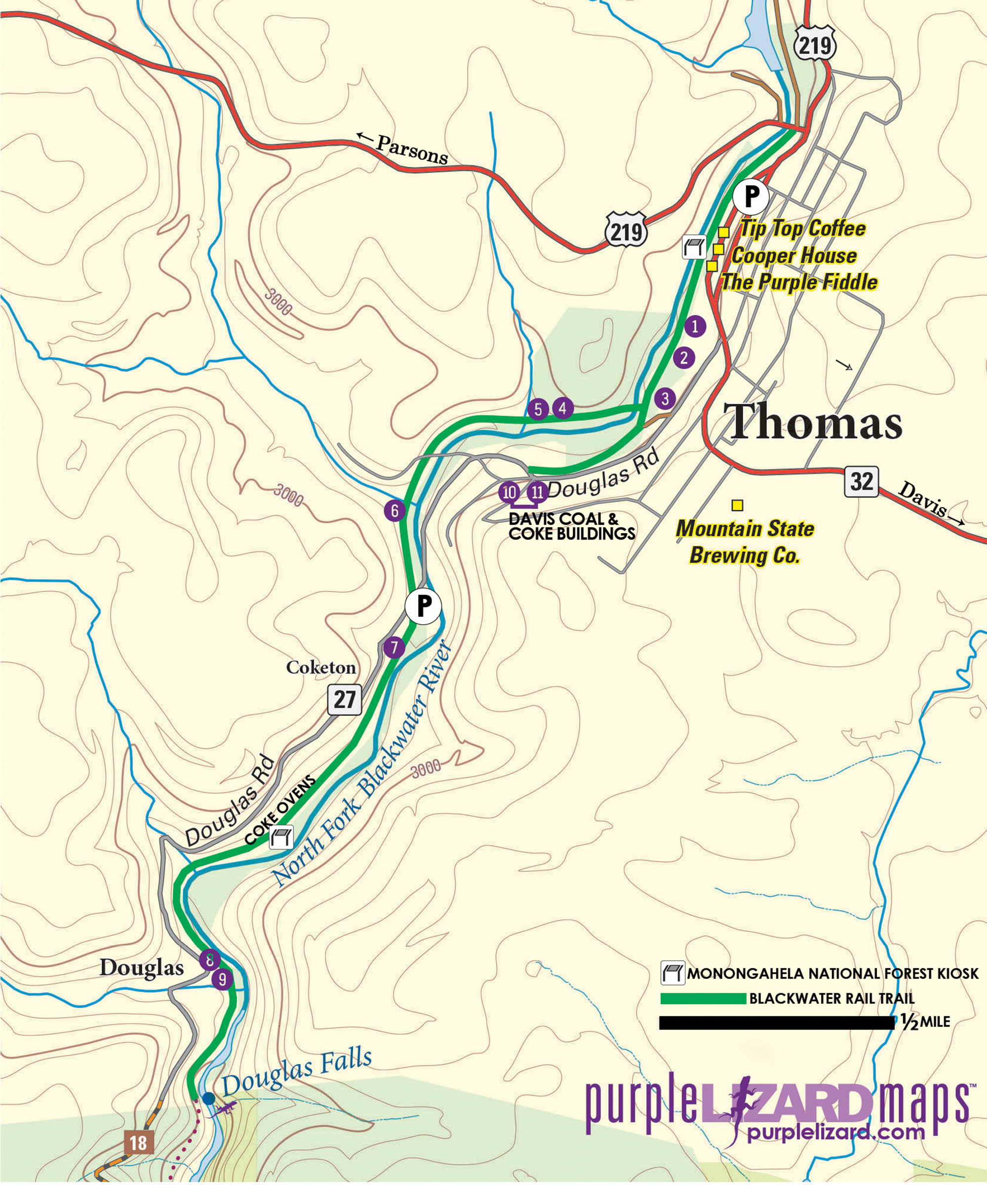 rail trail map for website